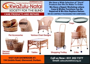 Kwazulu Natal Society For The Blind, Durban
