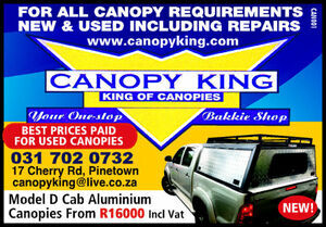 Canopy King