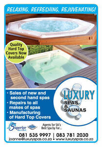 Luxury Spas & Saunas, Durban