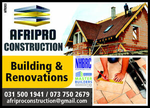 AfriPro Construction, Durban