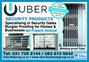 Uber Aluminium Group, Durban