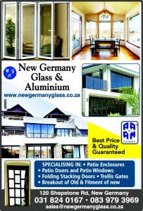 New Germany Glass & Aluminium, Durban