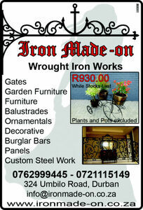 Iron Made-on Wrought Iron Works