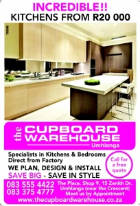 The Cupboard Warehouse, Durban