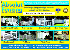 Absolut Fencing, Durban