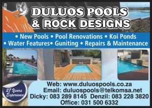 Duluos Pools & Rock Designs