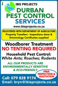 Pest Management Services, Durban