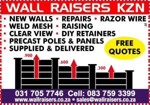 Wall Raisers KZN