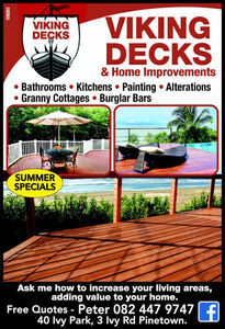 Viking Decks & Home Improvements, Durban