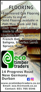 Eco Timber Traders