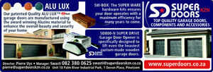 Super Doors KZN, Durban