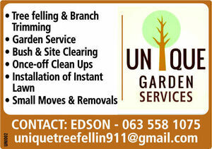Unique Garden Services