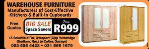 Warehouse Furniture