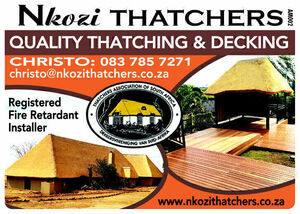 Nkozi Thatchers