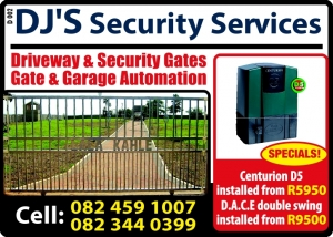 DJ'S Security Services